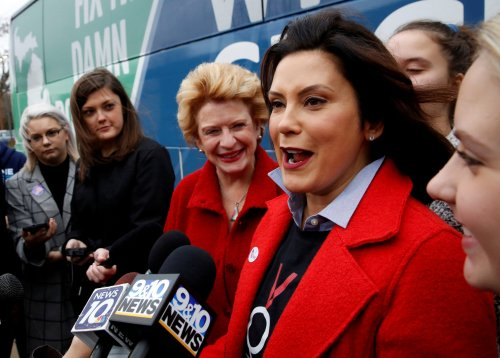 Dem. Gov. Whitmer Refuses to Disclose Who Funded Trip to FL That Sparked Scandal