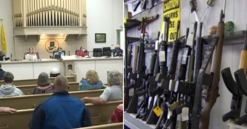 Indiana Town Declares Itself a First and Second Amendment Sanctuary