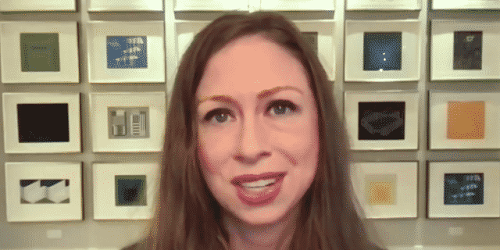 Chelsea Clinton: If Trump Releases Photos of Getting COVID Vaccine Then It Would Help Him 'Claim Credit'