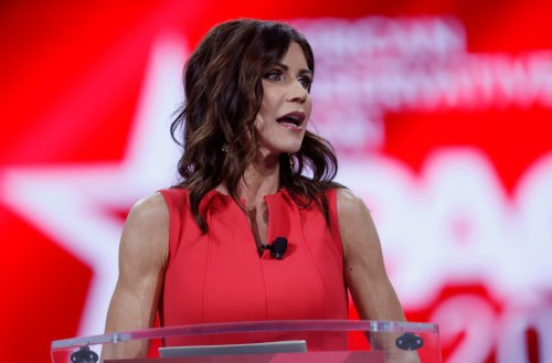 'Call Me When You're an American': Noem Vows Her State Will Not Accept Illegal Immigrants