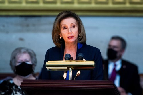 GOP Lawmakers Pen Letter To Pelosi Asking Her To Reschedule Biden's Address To Congress