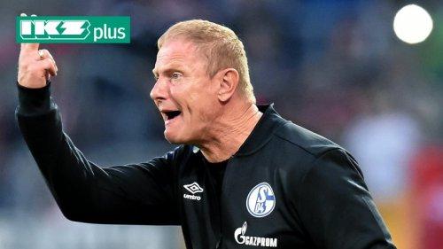 """Schalke-Coach Torsten Fröhling: """"Ich mache mir keine Sorgen"""""""