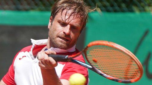 Herner Tennis Herren begeistern die Zuschauer bei 30 Grad