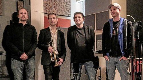 Jazz-Quartett spielt Konzert in den Herner Flottmann-Hallen