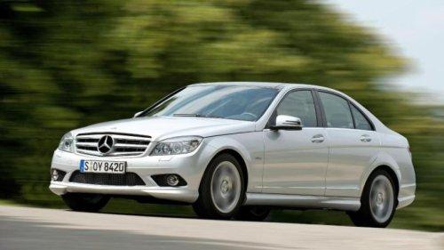 Die Mercedes C-Klasse (seit 2007)