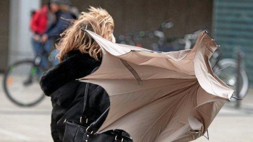Orkan-Warnung: Hier wird das Sturmtief für Unwetter in Deutschland sorgen