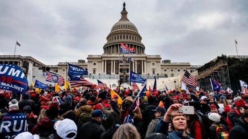 US-Kapitol: Neue Erkenntnisse erschüttern USA - was wusste Donald Trump?