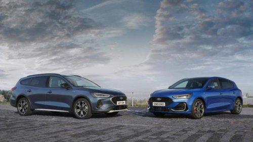 Facelift bei Ford: Diese Modellpflege bekommt der Focus