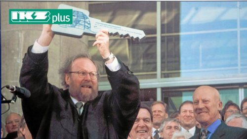 Die Schlüssel zur Macht in Berlin stammen aus Dortmund