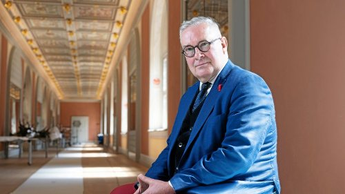 Museumschef Dirk Syndram verlässt Dresdens Grünes Gewölbe
