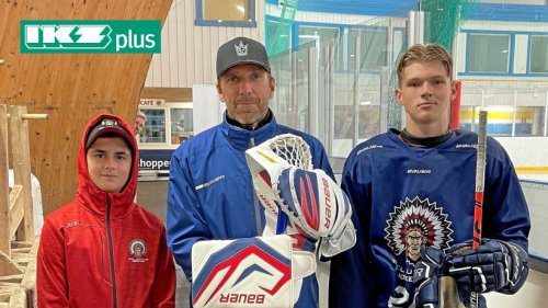 Young Roosters-Duo im Trainingscamp der Goldmedaillen-Brüder
