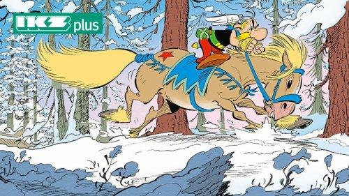 """Neuer Band """"Asterix und der Greif"""": Keilerei in der Taiga"""