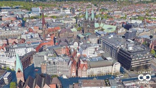 Klimawandel: Diese Städte in Deutschland werden im Meer versinken
