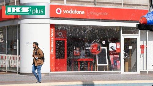 """""""Hohe kriminelle Energie"""": Vodafone schließt weitere Shops"""