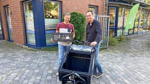 Kleve: Die beiden E-Lastenräder sind gut gestartet