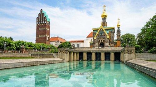 Darmstadts Mathildenhöhe und drei Bäder sind Welterbe