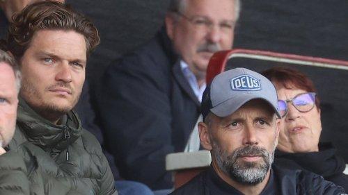 BVB-Trainer Marco Rose lobt die Zusammenarbeit mit Edin Terzic