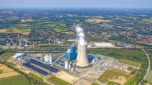 Uniper offen für frühere Stilllegung des Kraftwerks Datteln