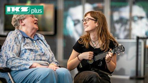 Dortmunds Konzerthaus lädt Menschen über 60 zum Singen ein