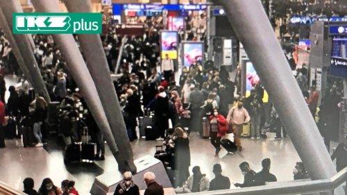 Verdi fordert mehr Personal bei Sicherheitskontrollen