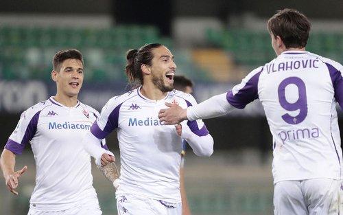 Hellas Verona – Fiorentina 1-2   La Viola si rilancia in chiave salvezza