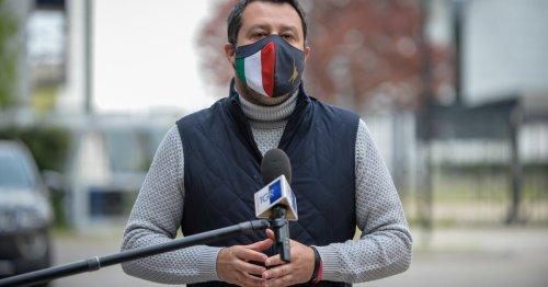Salvini è stato rinviato a giudizio per il caso Open Arms