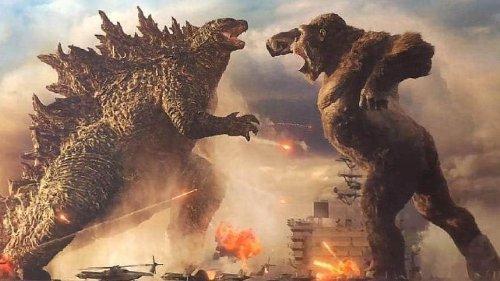 Godzilla vs Kong: superpotenze contro, anzi alleate - piccole note