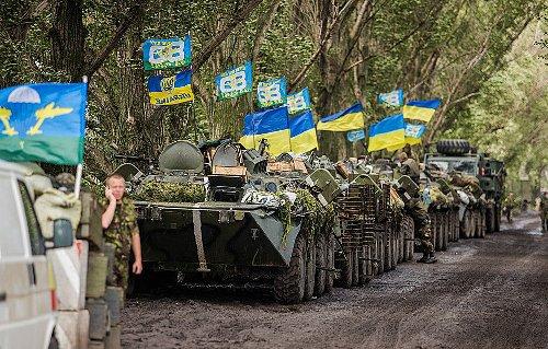 Ucraina: venti di guerra in stile Geogia 2008