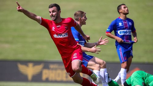Wollongong Wolves happy to be back at den after tough NSW NPL schedule