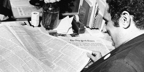 """Cinquant'anni fa coinciò la pubblicazione dei """"Pentagon Papers"""" - Il Post"""