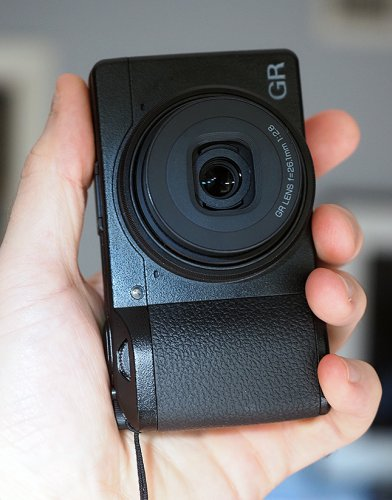 Ricoh GR IIIx Gallery Images: Hands-on with Ricoh's new premium compact camera