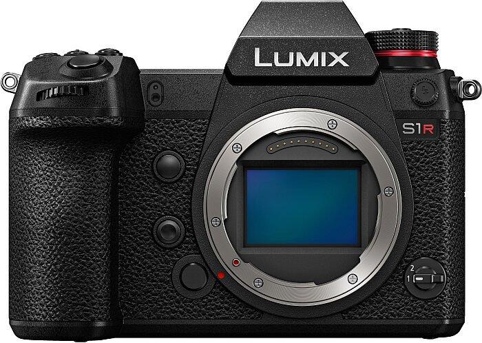 Panasonic Lumix S1R - cover