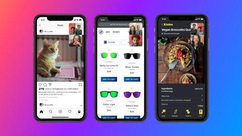 Facebook Messenger App Now Gets Screen Sharing Feature