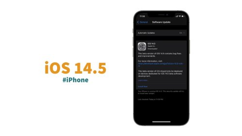 Should I Download The iOS 14.5 Public Beta 1 Ahead of its Final Release? - iMangoss