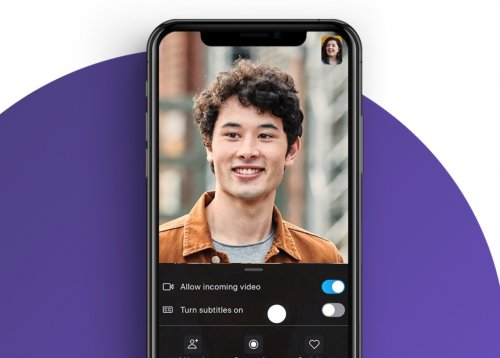 Skype App for iPhone is Updated with Background Blur