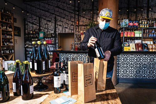 The Pandemic Has Proved the Value of Local, Independent Wine Shops - Imbibe Magazine