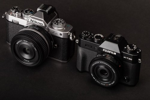 Nikon Z fc vs Fujifilm X-T30: which is the better retro APS-C camera?