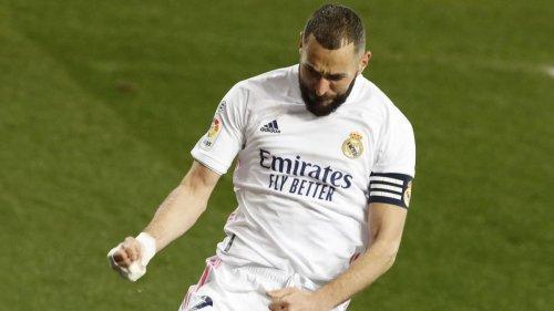 Clasico : le but incroyable de Karim Benzema en vidéo !