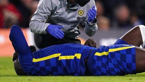 Chelsea : la durée de l'absence de Romelu Lukaku est connue