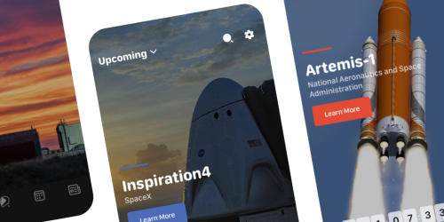 T-Minus - Track SpaceX, NASA, ULA, Rocket Lab and other launches | Product Hunt