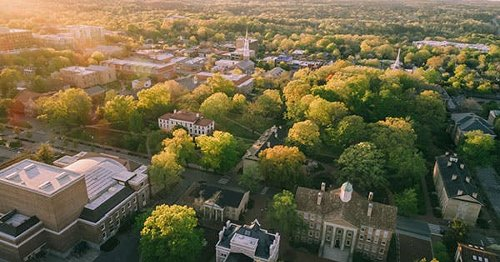 The 25 Best College Towns in America