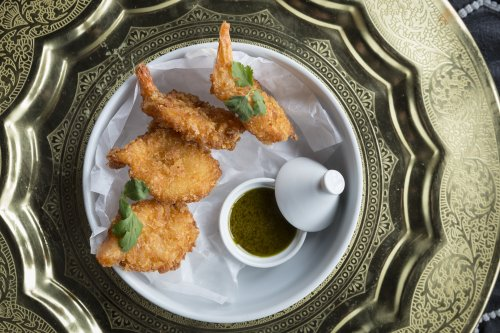 Moroccan Fried Shrimp Makes a Simple Weeknight Meal