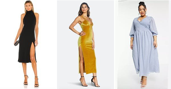 20 Fall Wedding Guest Dresses for Every Budget