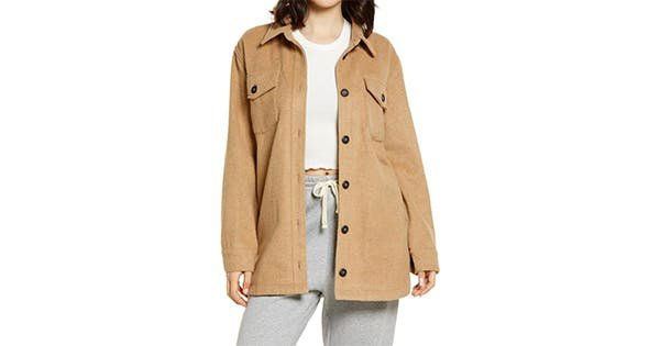 Meet This Fall's Biggest Jacket Trend & Shop 6 Top-Rated Styles on Sale at Nordstrom's Right Now