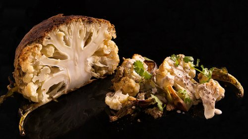 Grilled Cauliflower Has The Perfect Crunch