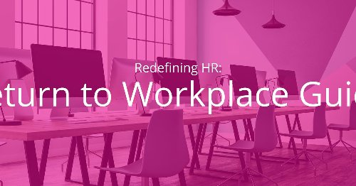 Return to Workplace Guide