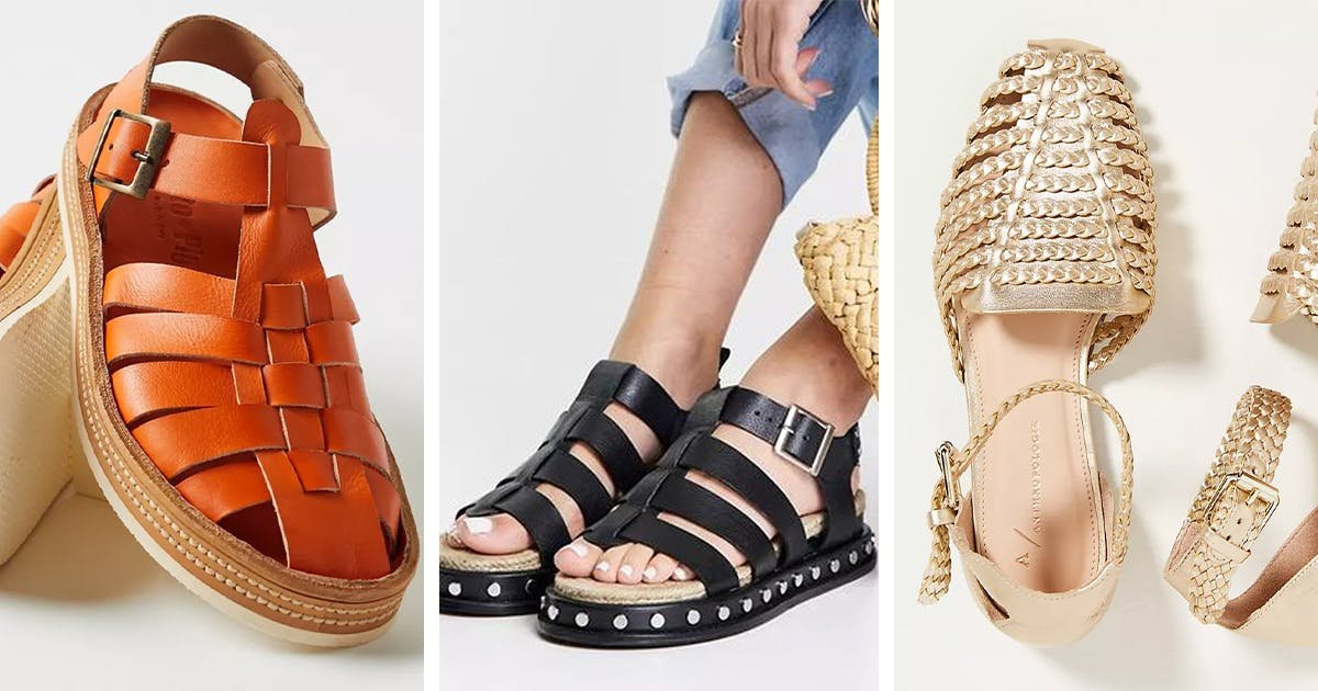 22 Pairs of Fisherman Sandals That Are Cute, Not Dowdy