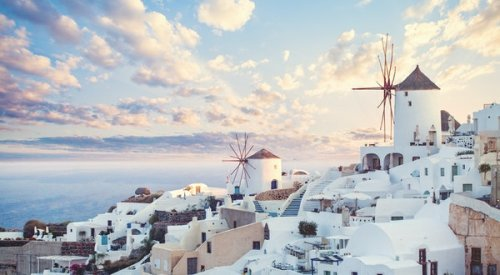 Vaccinated Americans Can Cruise in Greece This June
