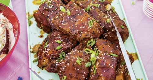 Dr. Pepper Sesame Ribs Are As Flavorful as They Sound