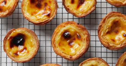 These Portuguese Egg Tarts Are Going to Blow You Away